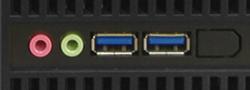 前面端子USB3.0対応