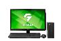 ゲームPC G-GEAR alpha GS7J-C180/ZT