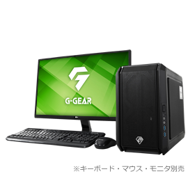 G-GEAR POWERED BY ASUS モデル GI7J-A64T/PA1