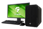 ゲームPC G-GEAR mini GI3J-A180/T