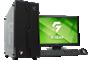 ゲームPC G-GEAR GM5A-C211T/CP1