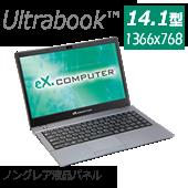 eX.computer note N140Jシリーズ N140J-500A/E