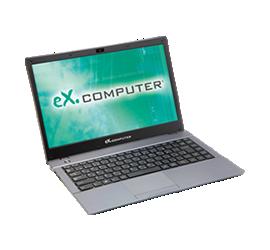 eX.computer note N140Jシリーズ N140J-710A/E