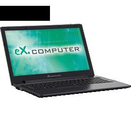 eX.computer note N1501Kシリーズ N1501K-520/T