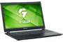 ゲームPC G-GEAR note N1586J-710/T