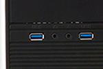 アクセスしやすいフロントI/O