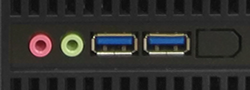 前面USB3.0ポートを採用 さらに便利に追加やすくなったスリムケース!
