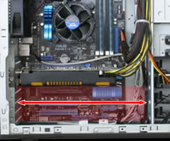 GeForce GTX 560搭載時