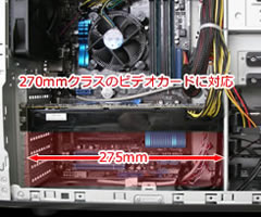 Radeon HD 6970搭載時