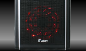 赤色LEDファン