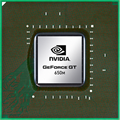 NVIDIA GeForce GT840M グラフィックス
