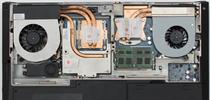 冷却効率を追求したクーラーシステム