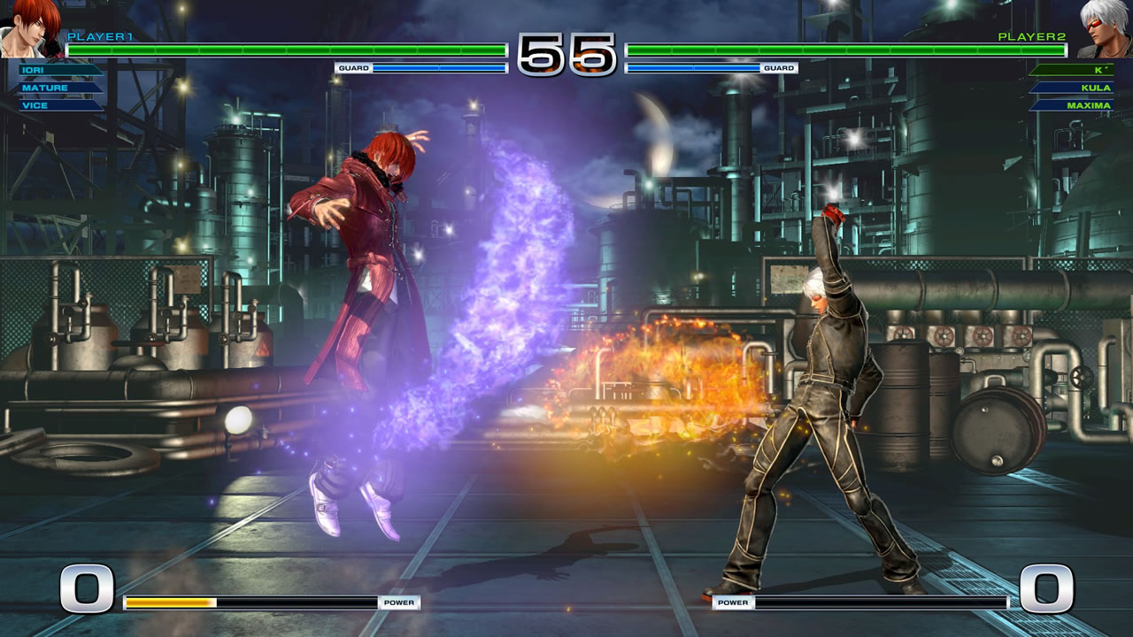 the king of fighters xiv steam edition 推奨パソコン ゲームパソコン