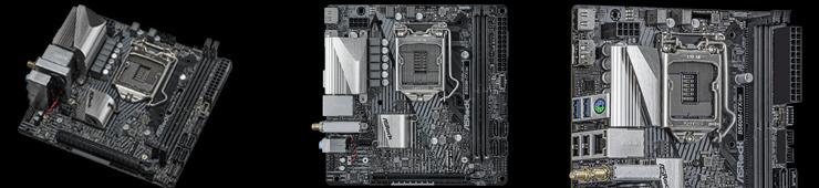 ASRock製 マザーボード B560M-ITX/ac