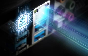 Intel ギガビットLAN