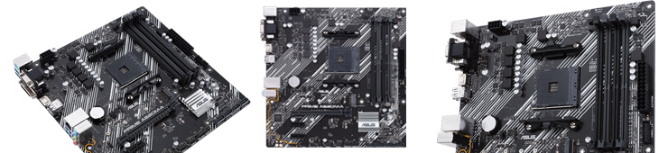 ASUS製 マザーボード PRIME A520M-A