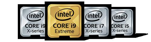 インテル Core X シリーズ・プロセッサー・ファミリーに対応
