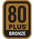 80PLUS BRONZE