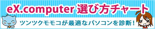 eX.computer選び方チャート